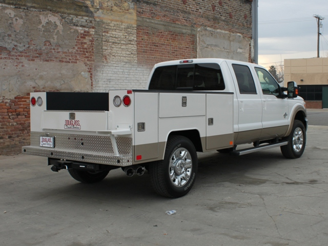 Service Bodies For Pickups : Service bodies douglass truck